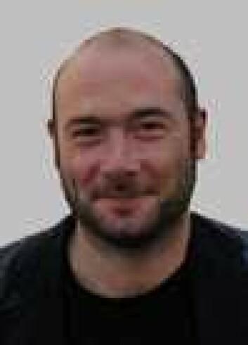 Avdelingsdirektør Andreas Vaa Bermann. Foto: Privat