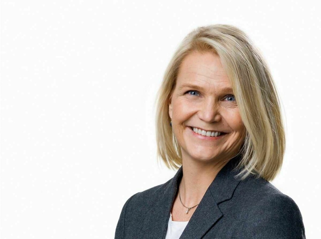 Marit Jakobsen Leganger overtar som ny toppsjef for det skandalebefengte kommunale foretaket Boligbygg. Foto: Forsvarsbygg
