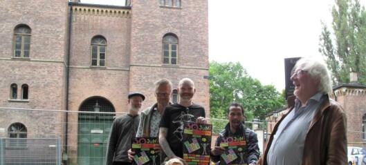 Kunstnere i Gamle Oslo vil i fengsel. Bli med på festivalen