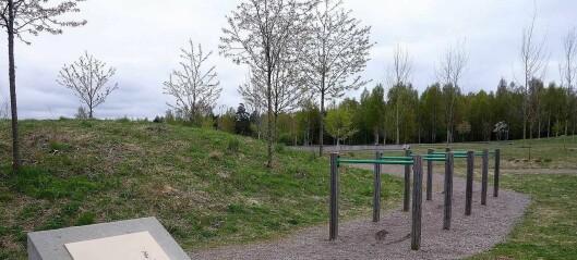 Oslos nye vannrenseanlegg bygges ved Husebyskogen. 70 år har det tatt å komme i gang