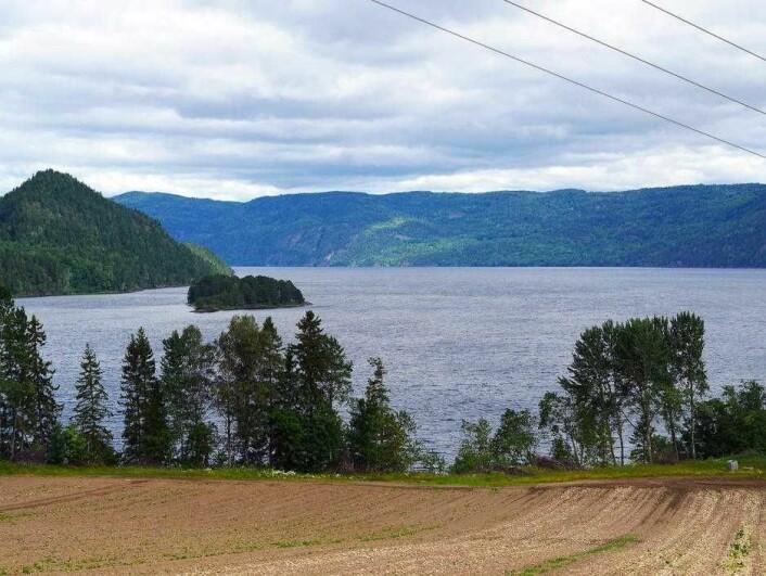 Oslos reservevannkilde blir Holsfjorden når ledningnett og vannrenseanlegg etter planen står ferdig innen 2028. Foto: Vann- og avløpsetaten/Oslo kommune