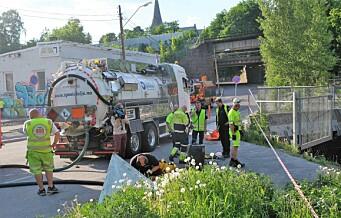 Sporveien sjekket ikke rør på 54 år. Fyringsolje gikk rett i Oslofjorden