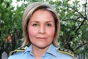 Leder for felles enhet for etterforskning og etterretning ved Oslo politidistrikt, Grete Lien Metlid. Foto: Privat