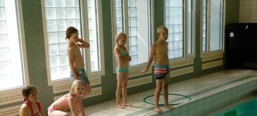Byrådspartiene vil satse mer på svømmeundervisning for barn