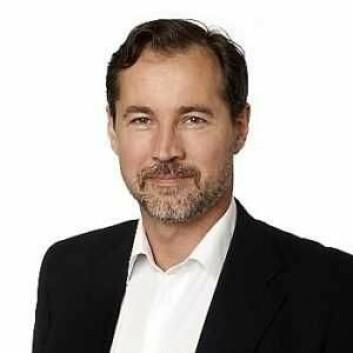 Kommunikasjonsdirektør i bymiljøetaten, Richard Kongsteien, lover at uteserveringen på St. Hanshaugen snart vil være på plass. Foto: Bymiljøetaten