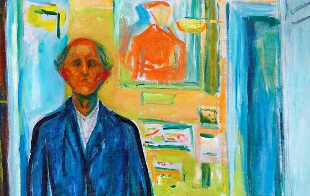 """Munch-museet viser utstillingen """"Edvard Munch. Mellom klokken og sengen"""". Utstillingen har gått sin seiersgang i både New York og San Francisco. Foto: Munchmuseet"""