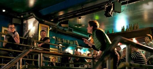 Underwater Pub legges ned om tre uker. — Helt ærlig, jeg aner ikke hvor jeg skal gå