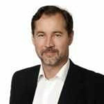 Kommunikasjonsdirektør Richard Kongsteien understreker at kontrakten for å drive uteservering på St. hanshaugen i år er av midlertidig karakter. Foto: Bymiljøetaten
