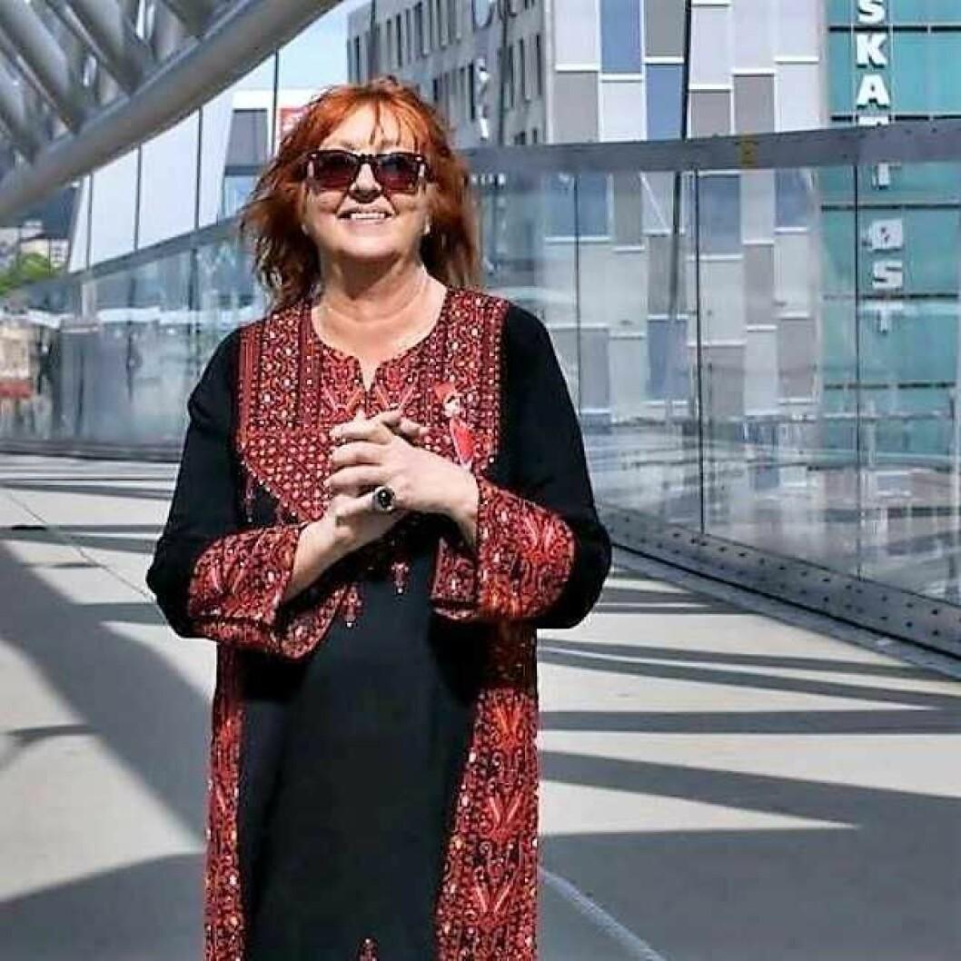 � I to og et halvt år har jeg slåss mot boligkontoret i bydel Gamle Oslo, sier Johanna Engen. Nå vil kommunen bruke namsmannen til å kaste henne ut. Foto: Privat