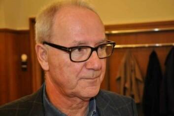 SV-veteran Ivar Johansen håper partene kommer til en løsning på striden om husleie. Foto: Arnsten Linstad