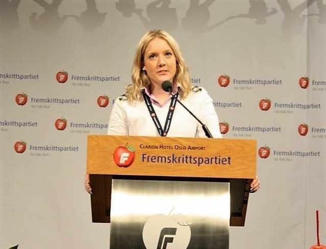 Aina Stenersen. Foto: Privat