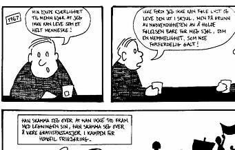 — Alf Prøysen måtte skjule sin kjærlighet for menn