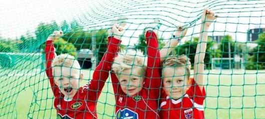 På lørdag starter Norway cup. Reis kollektivt. Det blir bilkaos