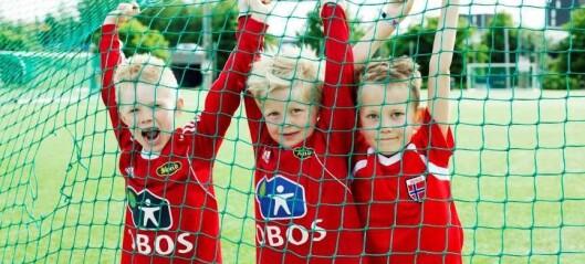 Millionsmell for Norway Cup, Bækkelaget sportsklubb og Oslo-idretten
