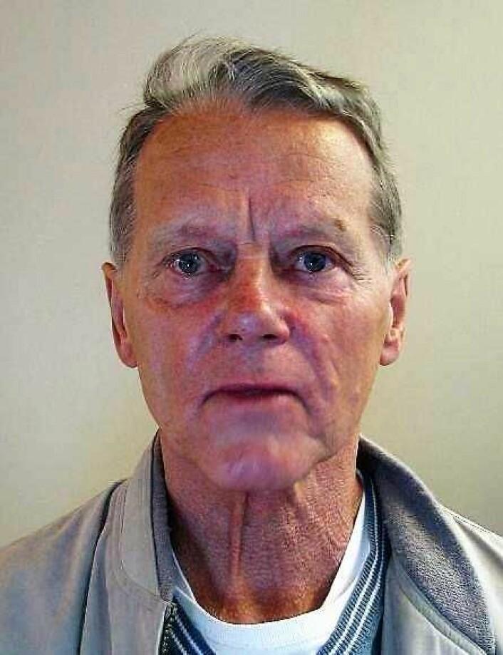 Den 76 år gamle, savnede mannen er i god fysisk form men har vansker med å gjøre rede for seg, opplyser politiet. Foto: Politiet