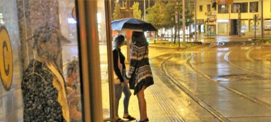 Oslo slapp unna de verste lynnedslagene. Etter regnet kommer sommerværet tilbake