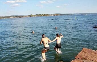FHI advarer mot «kjøttetende» bakterier i Oslofjorden