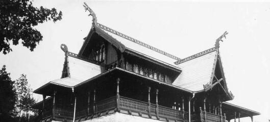 Dragehuset Hasselbakken på St. Hanshaugen kan gjenoppstå som restaurant og kulturbygg