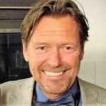 Morten Rolfsen Wedén. Foto: Privat