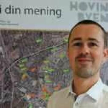 Avdelingsdirektør for byutvikling i plan- og bygningsetaten, Morten Wasstøl. Foto: Rolf Sandnes / Plan- og bygningsetaten