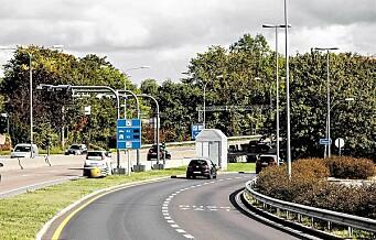 200.000 færre biler gjennom Oslo-bomringene i sommer