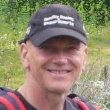 Geir Ugland Jacobsen er bekymret over dyrelivet i Akerselva. Foto: Privat