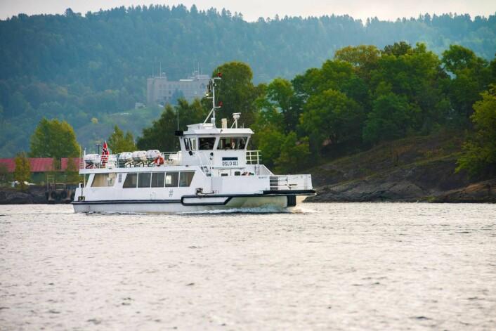Øybåtene er et stadig mer populært tilbud blant oslofolk. Foto: Bonanza as/Ruter