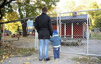 Å begynne i barnehagen kan være vanskelig for både liten og stor. Her er 12 gode råd for barnehagestarten