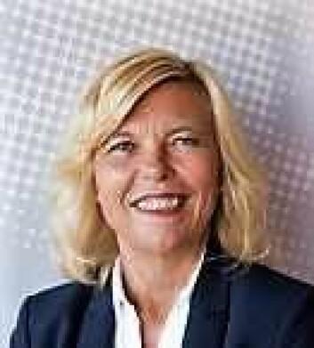 Marit Thorsen, fra Undervisningsbygg, mener hensynet til naboene måtte kommer først. Foto: Undervisningsbygg