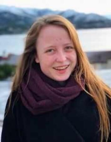Bydelspolitiker Agnes Nærland Viljugrein fikk med seg bydelsutvalget i Gamle Oslo på å be politi og bymiljøetat fjerne betonggrisene i Botsparken. Foto: Privat