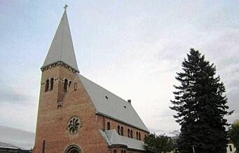 — Bjørnson valgte april. Jeg velger meg Lovisenberg kirke