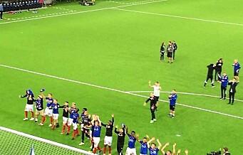 Vålerenga tilbake på vinnersporet etter en imponerende forstilling mot Tromsø
