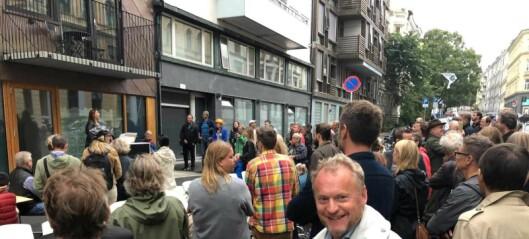 — Barna har fått en tryggere skolevei, det teller mye for oss, sier folk i Huitfeldts gate