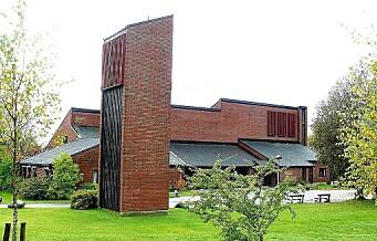 Midt i pilgrimsleden til Nidaros ligger Furuset kirke i en vakker park