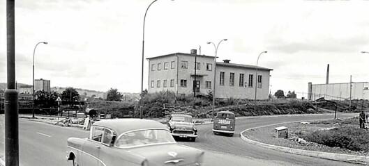 Nærmere en bygdekino kom du vel ikke her i byen, men Lørenhallen, eller Lauer'n, var vår kino