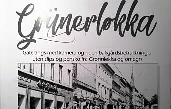 Her er boka for deg som er glad i Grünerløkka