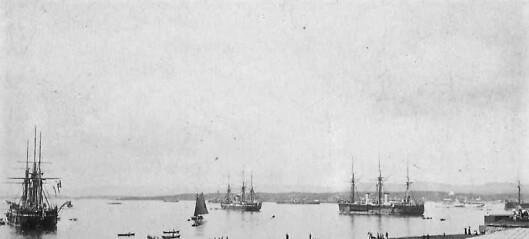 Da båtfolk risikerte å bli skutt av soldatene på Akershus festning
