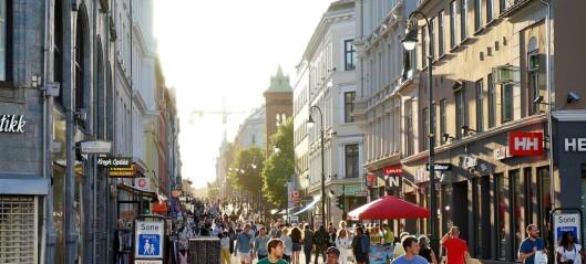 Færre fotgjengere fører til mindre handel i Oslos paradegate. – Vi er bekymret, sier strøksforening