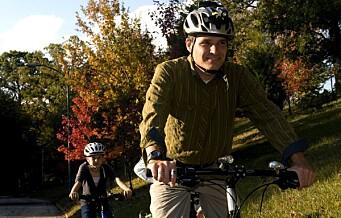 10 barnevennlige sykkelturer i Oslo