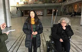 – Å gjøre byen lettere å ferdes i for folk med nedsatt funksjonsevne er en hjertesak for oss
