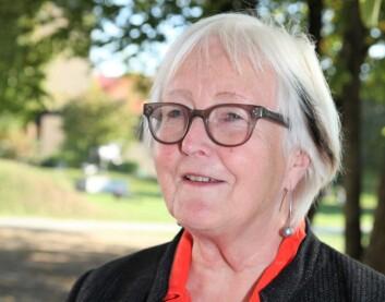 Direktør i plan- og bygningsetaten, Ellen de Vibe, var ikke ansatt på åremål. Hun satt derfor som plansjef i Oslo i 20 år. Foto: Rolf A. Sandnes / Plan- og bygningsetaten