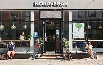 Nordvegan – et grønt spiseri i sentrum. Her får du ikke kjøtt og fisk