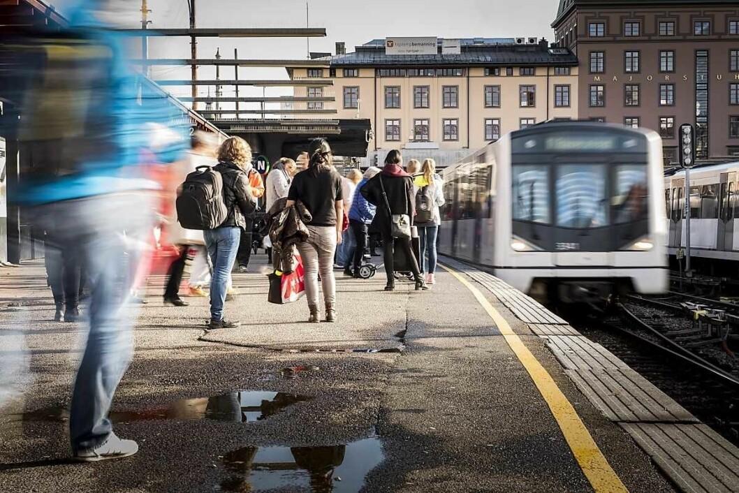 Studentmoderasjonen gjelder ikke for alle. Foto: Birgitte Haneide/Ruter