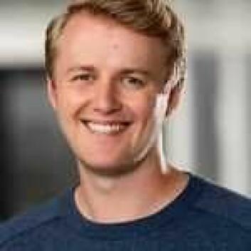 Håkon Randgaard Mikalsen mener studenter er avhengig av bi-inntekter. Foto: privat.
