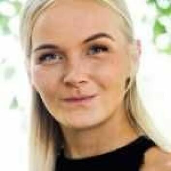 Maya Sol Sørgård mener nettstudenter skal ha lik status som andre studenter. Foto: privat.