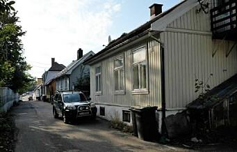 Bane Nor åpner for endringer i Kværnerdalen: Fire av de verneverdige boligene på Hylla kan bli værende