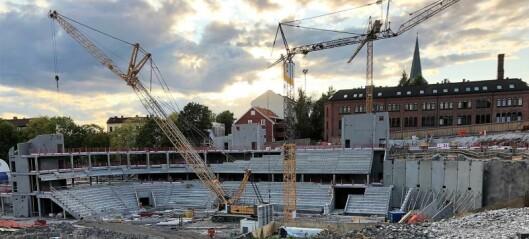 Vålerenga ishockey krever 14.5 millioner fra kommunen på grunn av forsinkelsene på Jordal