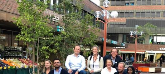 Tøyen Torgforening stiftet. For første gang i Norge organiserer beboere, gårdeiere, kommune og næringsliv seg rundt et nabolagstorg