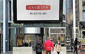 Kjøpesenteret Oslo City må fjerne betongblokkene de har satt opp som terrorsikring
