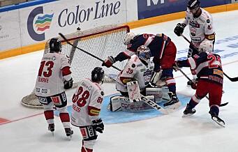 Solid 3-0 seier til Vålerenga Hockey mot Lillehammer i serieåpninga